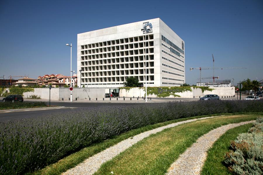 caja granada edificio sede 314 ForCaja De Granada Oficinas